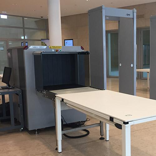 scanner à rayons X