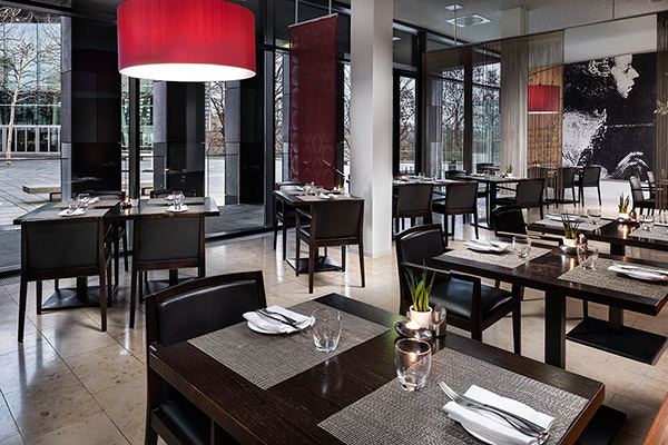 Restaurant Aqua luxembourg