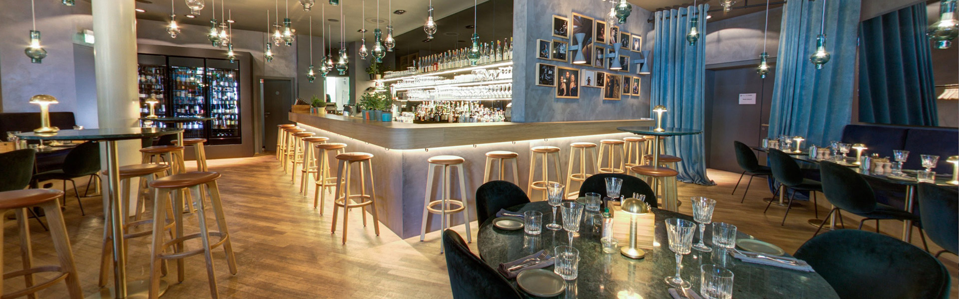 Restaurant Tempo bar ou manger