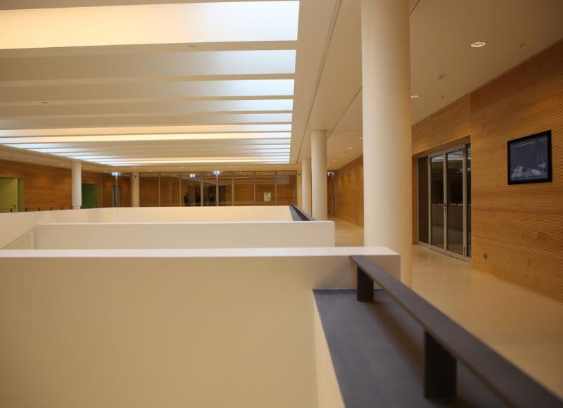 accès salle de sous-commission