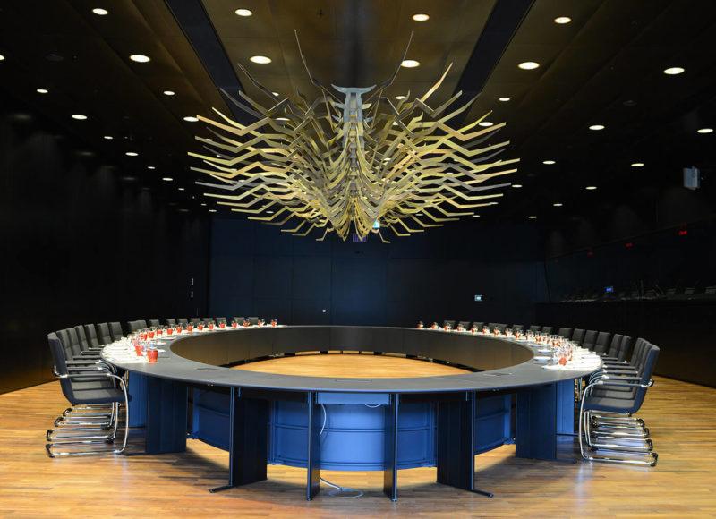 Salle des Ministres