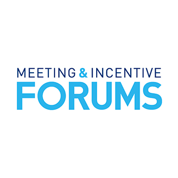 Meeting & incentive forums logo