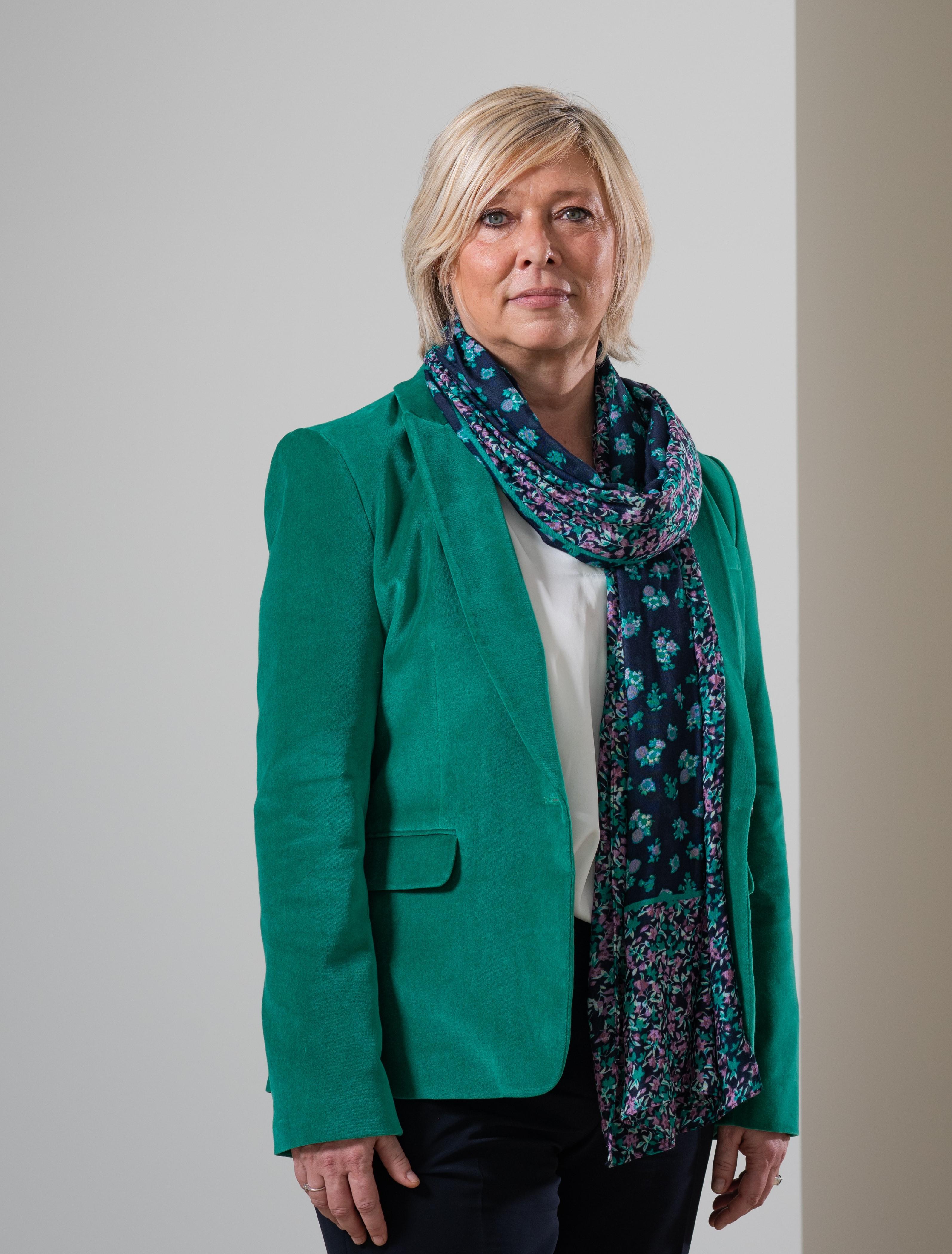 Sylvie Meyer - Stellvertretende Direktorin